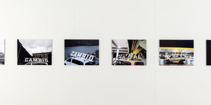 Karin Karinna Bühler, CAMBIO ON THE ROAD, 2018, Kunstmuseum St.Gallen,