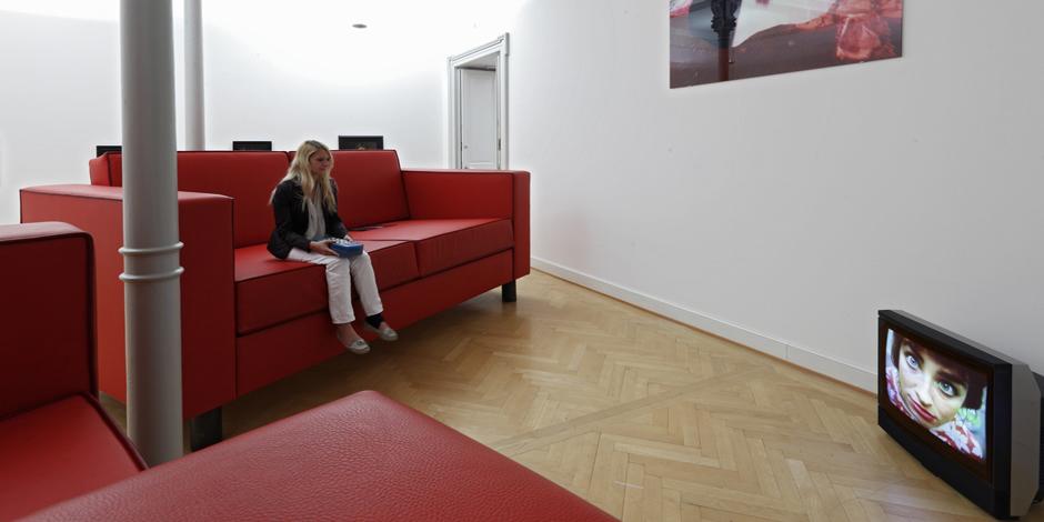 Home sweet home kunstmuseum st gallen for Sweet zimmer